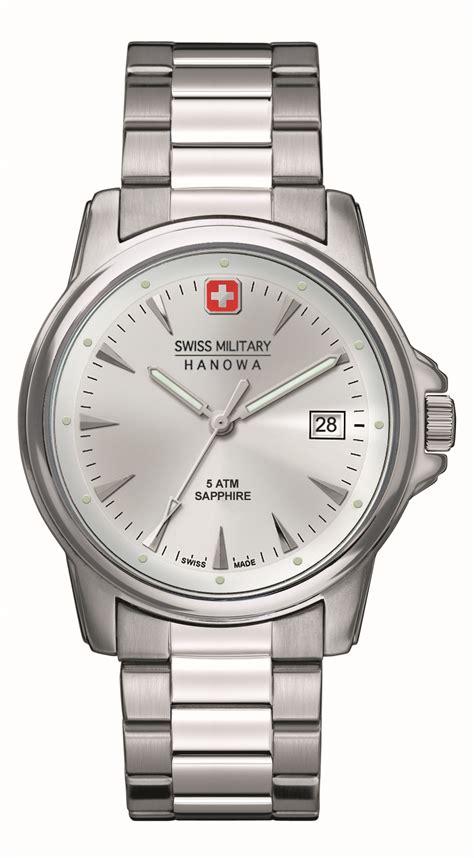 Swiss Army Great 1 swiss hanowa swiss recruit prime