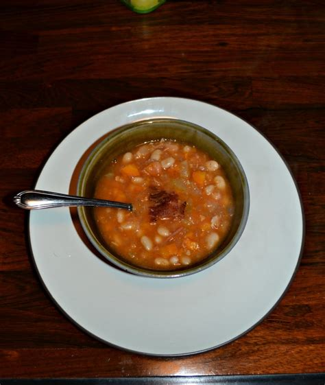 bean soup books bean and bacon soup hezzi d s books and cooks
