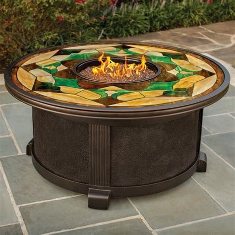 Santa Maria Fire Pit At Menards For The Yard Porch Deck Menards Firepit
