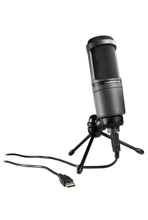 At2020 Desk Stand by Audio Technica At2020 Usb At2020 Usb Studio Microphone