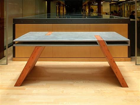 weight of space desk by leigh cameron home inspiration