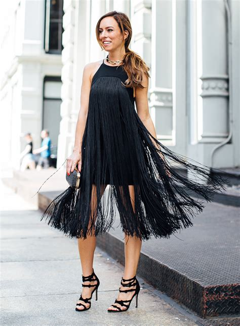 twirly  black dresses inspired   fashion
