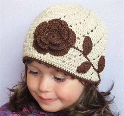 Handmade Childrens Hats - crochet hat wear on