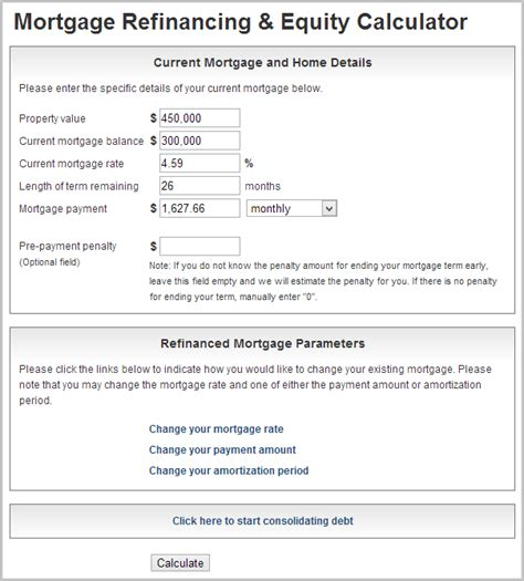 the benefits of canequity s mortgage calculator mortgage