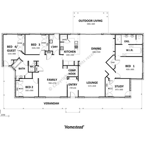 homestead floor plans house plans australian homestead google search if i