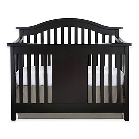Baby Appleseed Crib Baby Appleseed 174 Stratford 4 In 1 Convertible Crib In Espresso Bed Bath Beyond