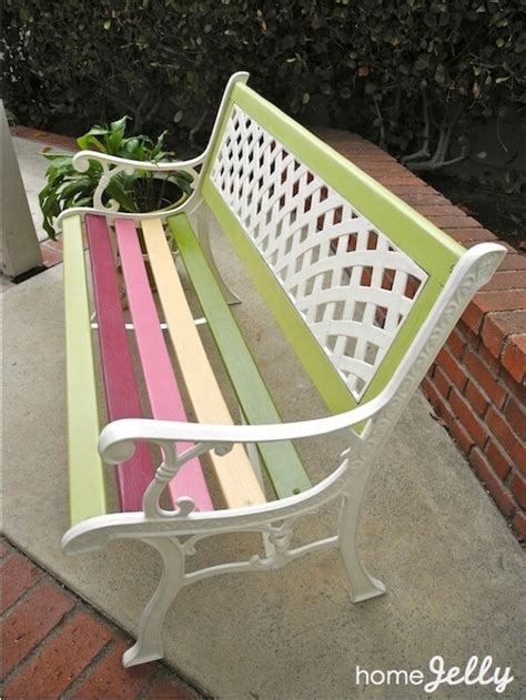 painted benches ideas bench designs that are custom cool homejelly