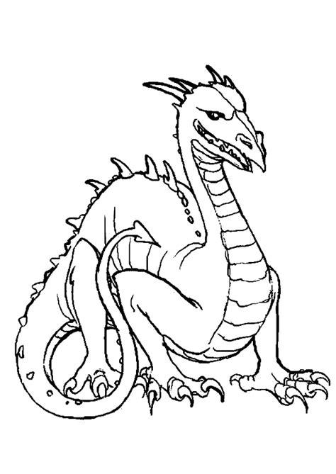 water dragons coloring pages kleurplaat draken 7529 kleurplaten