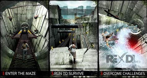 maze runner game mod apk the maze runner 1 8 1 apk data for android