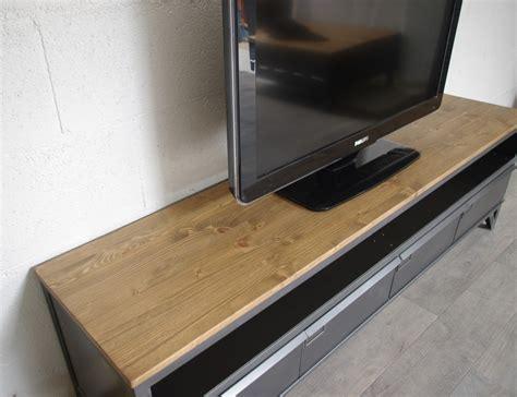 Meuble Tele Metal 1582 by Meuble Tele Metal Meuble Tele Metal Meuble Bas Tv Bois