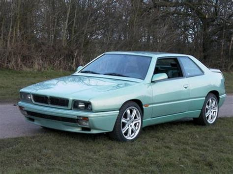 Maserati Ghibli Ii by 1992 Maserati Ghibli Ii Pictures Information And Specs