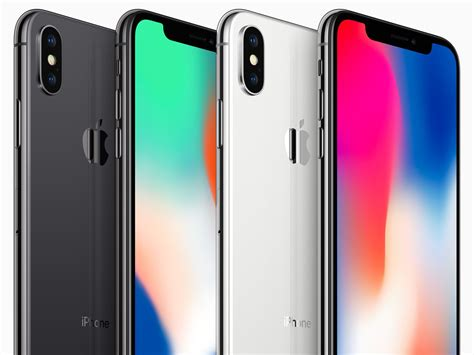 apple iphone colors what color iphone x should you buy silver or space gray