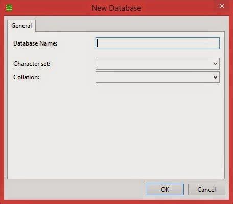 membuat database akademik crud yii framework sistem informasi akademik pemrograman web