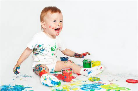 painting baby pin pretty baby boy babies pictures on