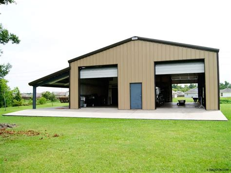 25 Best Steel Buildings Ideas On Pinterest Steel House Building Plans For Metal Garage