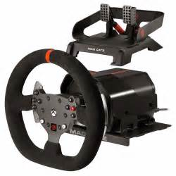 Steering Wheels And Pedals For Xbox One Madcatz Xbox 360 Steering Wheel For Xbox 360 Gamestop