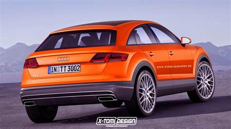 Audi As by Potential Audi Ttq Rendered Gtspirit