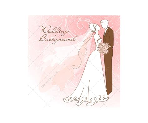 newlywed card templates wedding card vectors with wedding wedding card