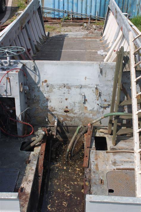 higgins boat restoration landing craft vehicle personnel lcvp