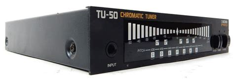 Half Rack Tuner by Tu 50 Half Space Digital Chromatic Rack Tuner W