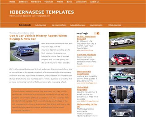 templates for google blogger 10 adsense ready blogger blogspot templates the