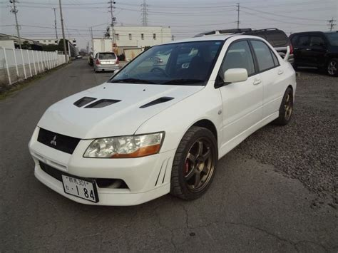 mitsubishi lancer evolution gsr evolution vii 2001 used
