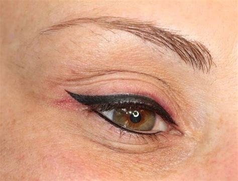 tattoo eyeliner photos thick latino permanent makeup eyeliner tattoos
