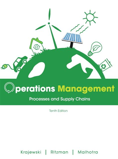 Operation And Supply Management krajewski ritzman malhotra operations management