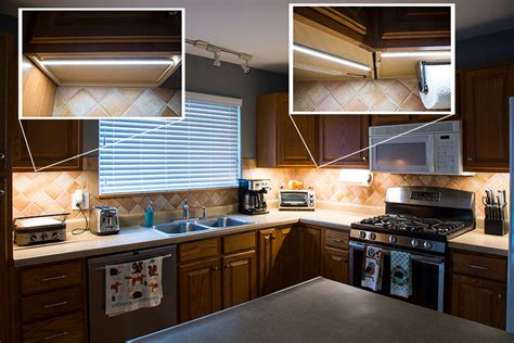 Led Lights Cabinets Kitchen by Slim Aluminum Profile Housing For Led Lights