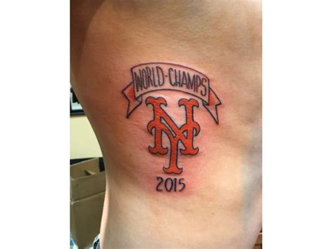 new heights tattoo overconfident mets fan stuck with world chs 2015