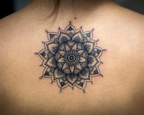 mandala flower tattoo meaning 200 mystical mandala tattoos and meanings 2017 collection