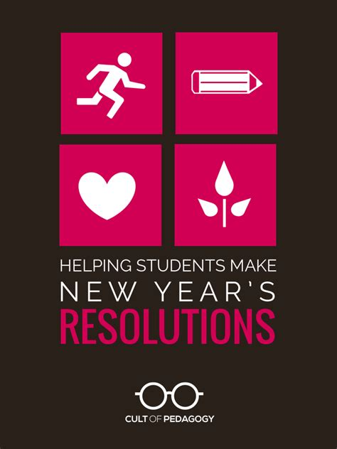 build a new year helping students make new year s resolutions cult of