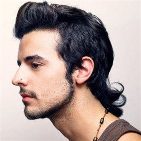 mullet haircut for boys mullet hairstyle pictures hairstyles
