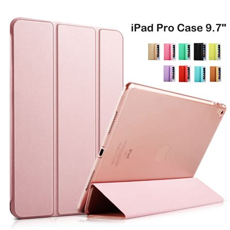 Pro 9 7 Ibox 2016 smart cover tablet folding folio for apple pro 9 7 inch auto sleep