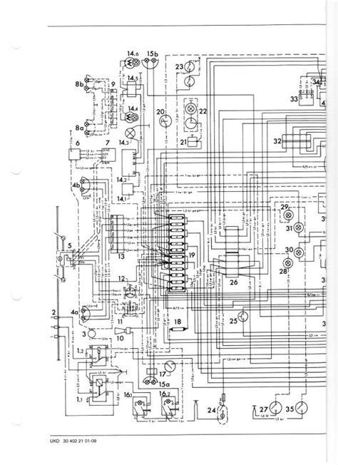 wiring diagram  color breakdown   mercedes benz forum