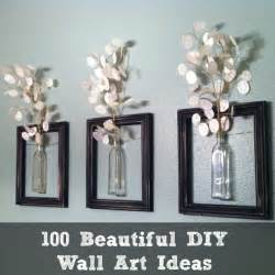 Home Wall Decor Ideas 100 Beautiful Diy Wall Ideas Diy Cozy Home