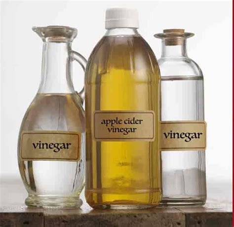 vinegar in s water how to lighten hair color