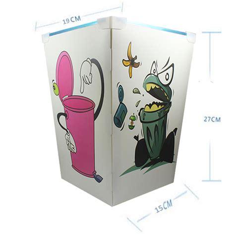 Spons Revil Pel Lipat foldable plastic dustbin tempat sah atau keranjang lipat foldalble storage organizer