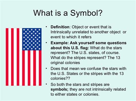 symbolism definition defining culture