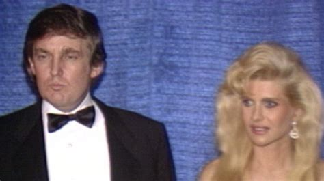 donald trump first wife donald trump s ex wife ivana slams his current spouse