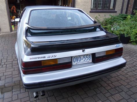 1984 mustang svo for sale 6500 canadian mustang