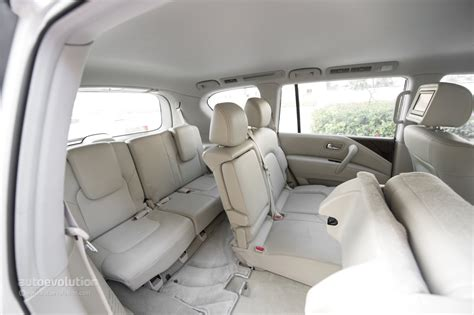 nissan patrol platinum interior nissan patrol review technical data autoevolution
