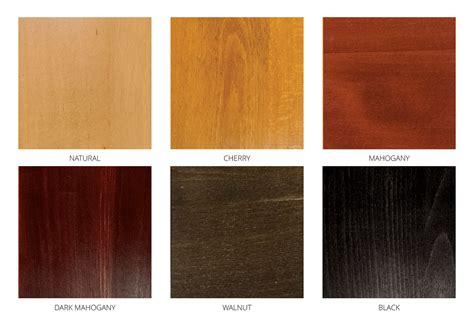 wood finishes florida seating