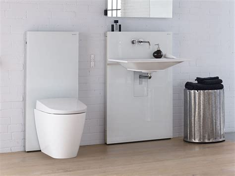 geberit bidet wc ceramic toilet with bidet aquaclean sela by geberit italia