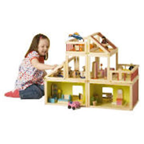 tesco dolls house tesco wooden dolls house review compare prices buy online