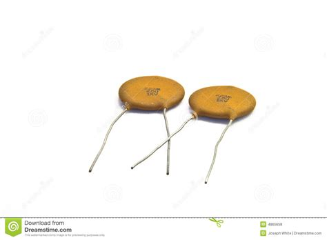 ceramic capacitors are used in ceramic capacitors royalty free stock photos image 4865658