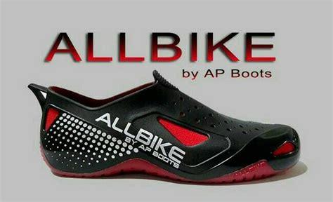 Bnd126 Sepatu Karet Sepeda Air Motor All Bike Ap Boots Hujan Allbike jual sepatu karet sepeda air motor all bike ap boots hujan