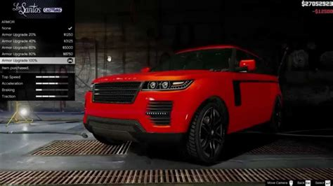 range rover sport modified gta 5 range rover sport modified cars
