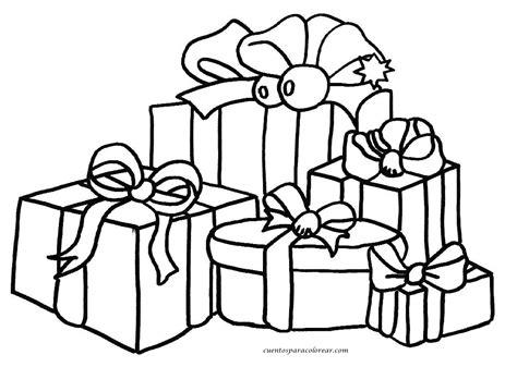 imagenes navideñas para pintar y recortar dibujos de regalos navide 241 os para colorear colorear im 225 genes