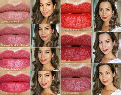 catrice matt lip artist 6hr review en swatches alle kleuren beautylab nl